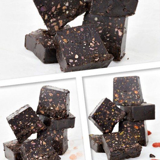 Luxury Raw Chocolate - 3 Natural Flavours!