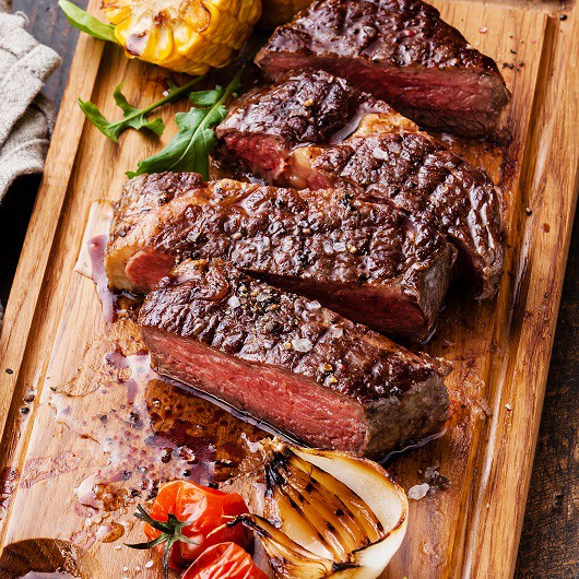 The Ultimate Grass Fed Steak Selection