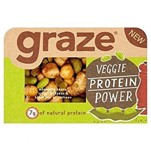 Graze Veggie Protein Power Nuts - 28g