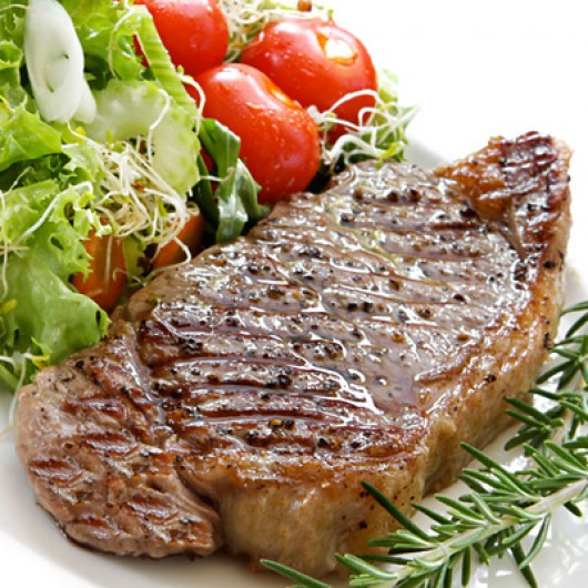 6 x 6-7oz Matured Free Range Rump Steak