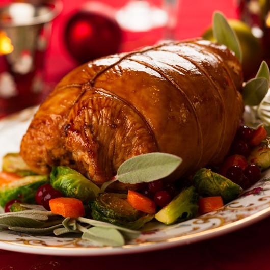 Luxury Westin Gourmet Christmas Turkey Breast Hamper