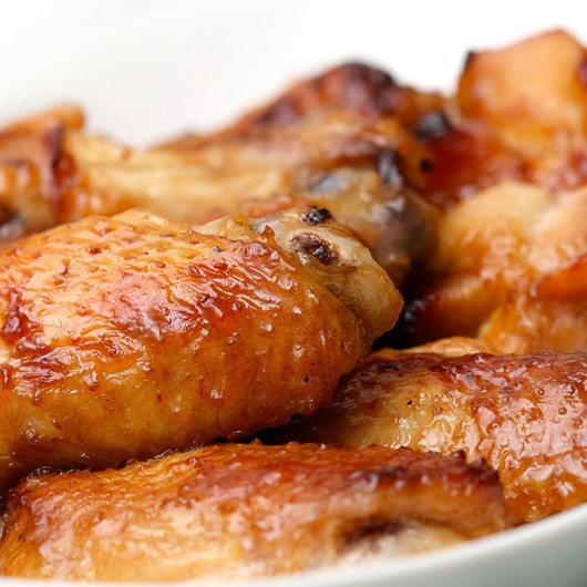 Hot & Spicy Halal Chicken Wings
