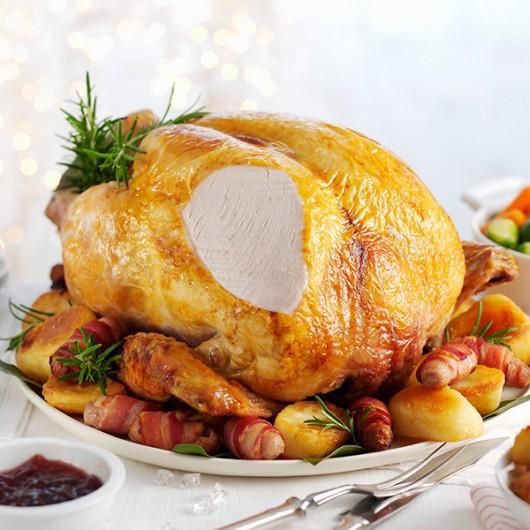 Luxury British Turkey & Beef Hamper