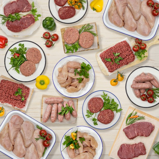 The Ultimate Extra Lean Meat Hamper