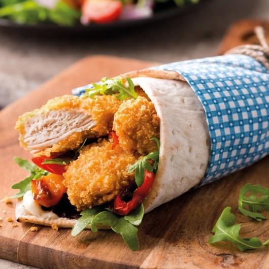 Gluten Free Breaded Chicken Goujons - 320g