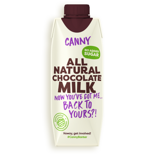Canny Chocolate Milk - 330ml