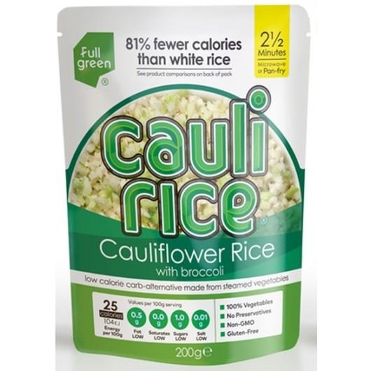 CauliRice Cauliflower Rice with Broccoli 200g