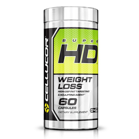 Cellucor Super HD - 60 capsules
