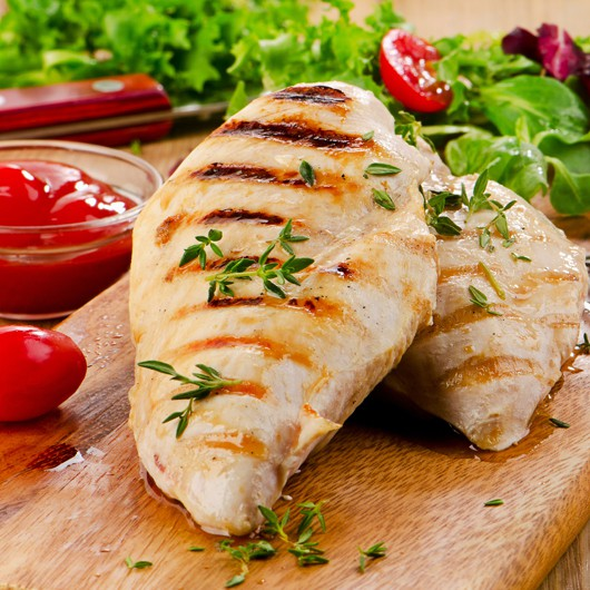Chicken Breasts - Packed in Singles - 5kg