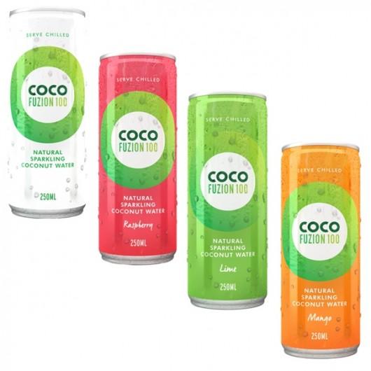 Coco Fuzion 100 Taster Pack - 4 x 250ml