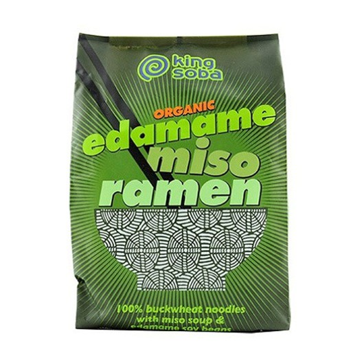 Organic Edamame Miso Ramen