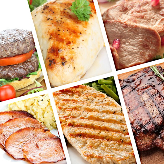 Lean & Mean - Mixed Summer Meat Selection
