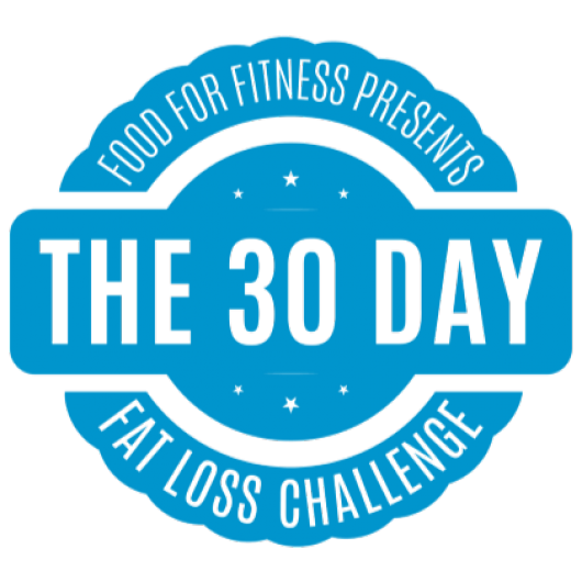 Food For Fitness 30 Day Challenge – Week 3, 4 & 5