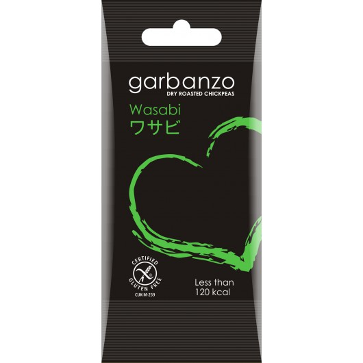 Garbanzo Wasabi Roasted Chickpeas