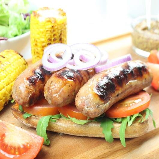 Low Fat Pork Sausages