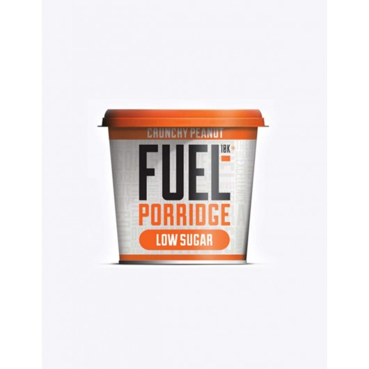 FUEL10K Low Sugar Crunchy Peanut Porridge Pot - 60g