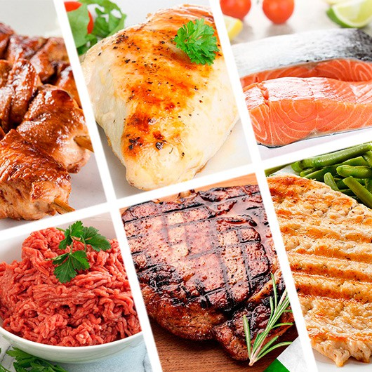 PDC Lean Meat Transformation Selection