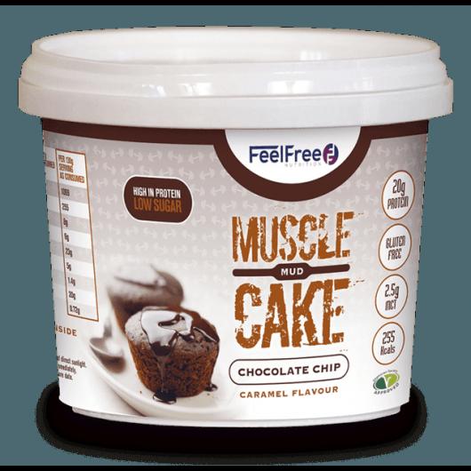 Feel Free Nutrition High Protein Mud Cake - 100g