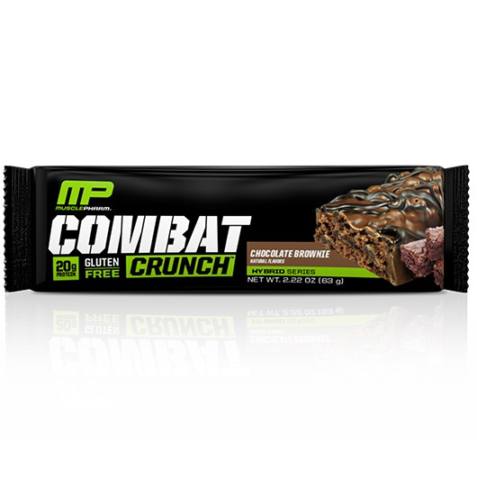 Chocolate Brownie Combat Crunch