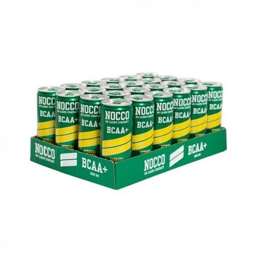 Nocco BCAA Drink - Citrus/ Elderflower - x 24