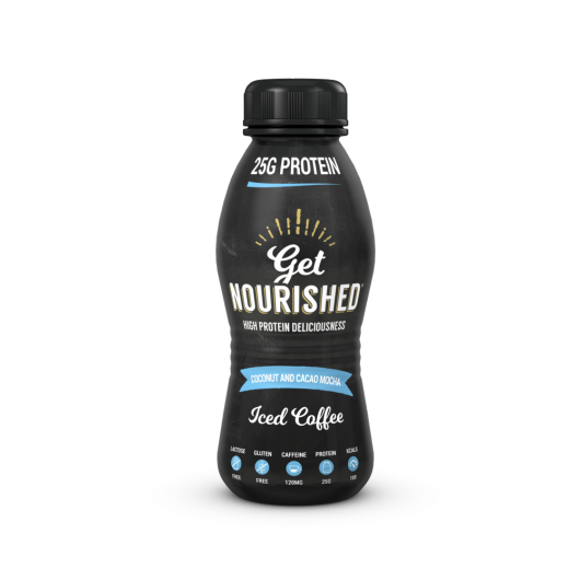 Get Nourished Coffee Coconut & Cacao Mocha 310ml