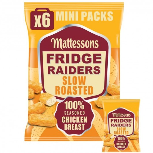 Fridge Raiders Roast Chicken - 6 x 25g