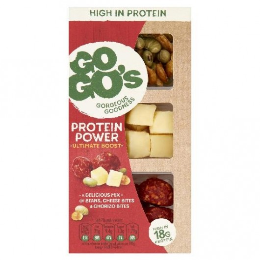 GoGo's Protein Power Cheese Snack - 70g