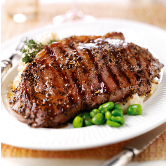 10 x 6-7oz Free Range Rump Steaks
