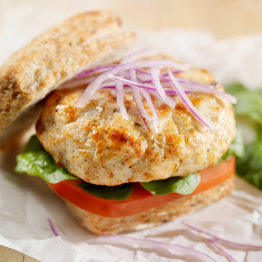 10 x 113g Extra Lean Chicken Breast Burgers