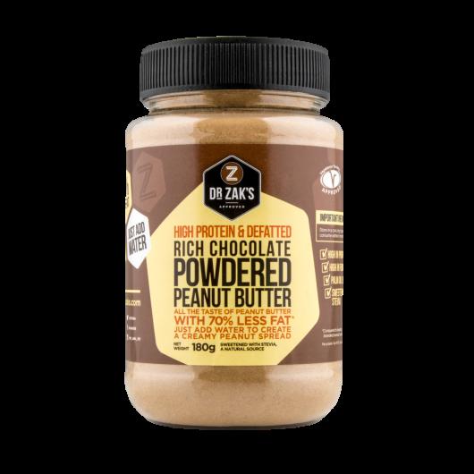High Protein Powdered Peanut Butter