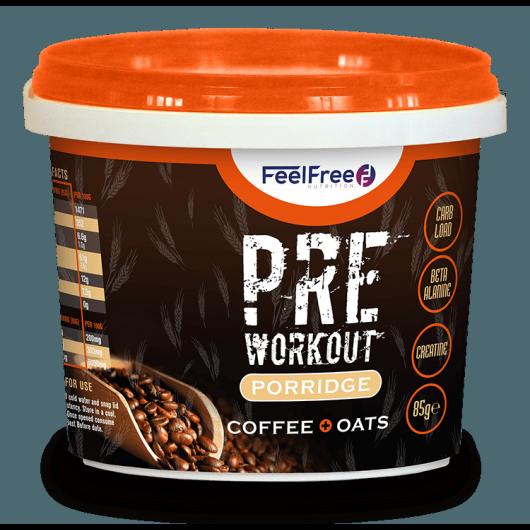 Feel Free Nutrition Pre Workout Porridge 85g
