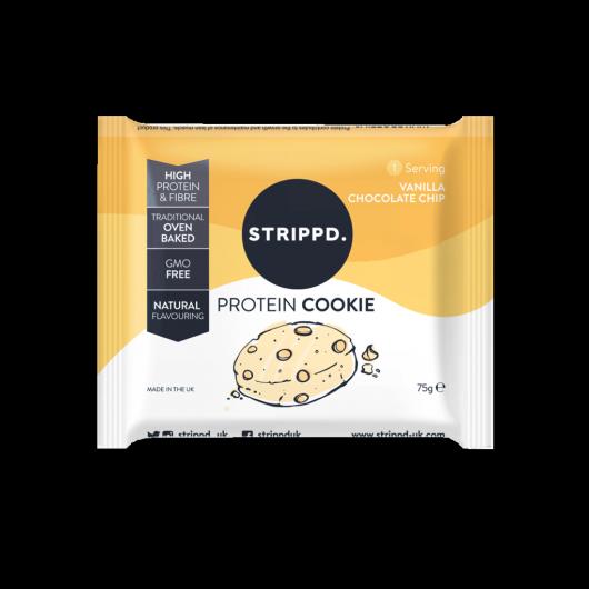 Strippd Protein Cookie Vanilla Chocolate Chip 75g