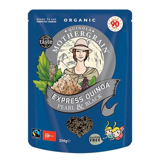 Express Quinoa - Pearl & Black