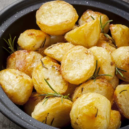 Whole Roasting Potatoes - 2kg