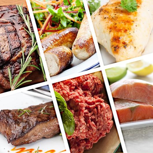 Exclusive Extra Lean Meat Sport Hamper
