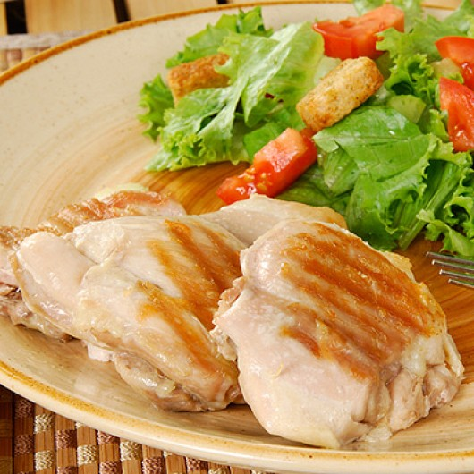 Boneless Chicken Thighs - 1 kg ****