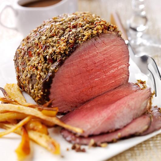 Next Day Luxury Topside Beef Christmas Hamper