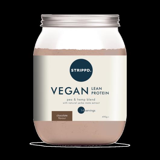 Strippd Vegan Protein Blend - Chocolate 490g