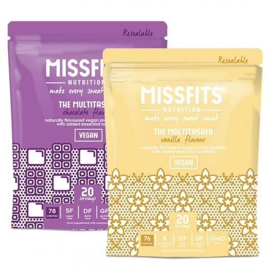 MissFits Nutrition Vegan Protein Powder 500g