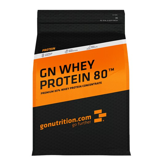 Pure Whey Protein 80 -Strawberries & Cream 1kg