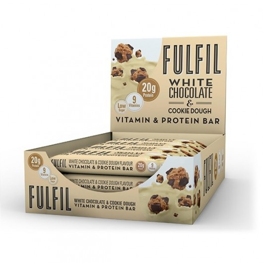 Fulfil Vitamin and 21g Protein Bars - 15 x 55g
