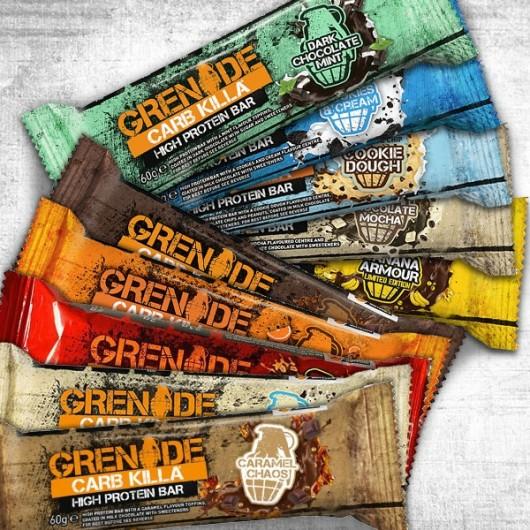 ... Grenade® Carb Killa™ Bars ...