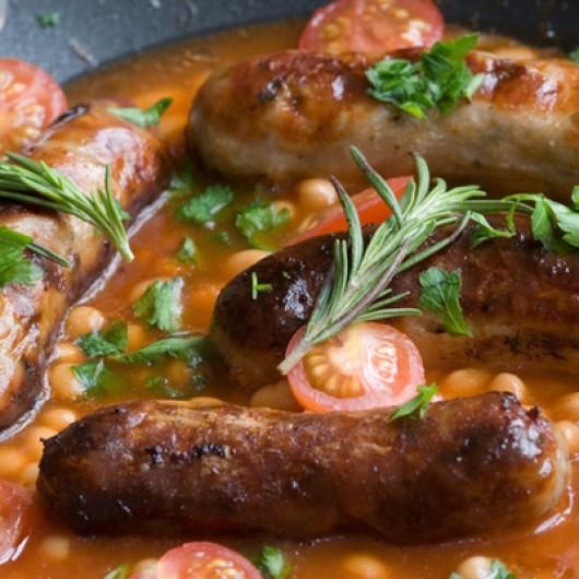 Cumberland Sausages - 1 pack
