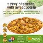 Turkey Paprikash with Sweet Potato-350g
