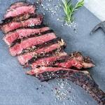 737g Vrije Uitloop Cowboy Steak