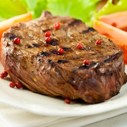 2 x 5-6oz Matured Free Range Fillet Steaks