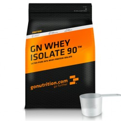 Pure Whey Protein Isolate 90 - Strawberries and Cream - 4.5kg