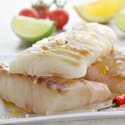 5 x Atlantic Cod Loins - 1kg