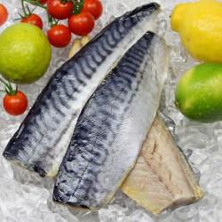 5-6oz Mackerel Fillets - 1kg