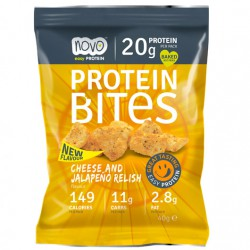 Cheese & Chilli Protein Crisps - 20g Protein